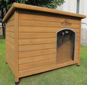 super insulated dog house