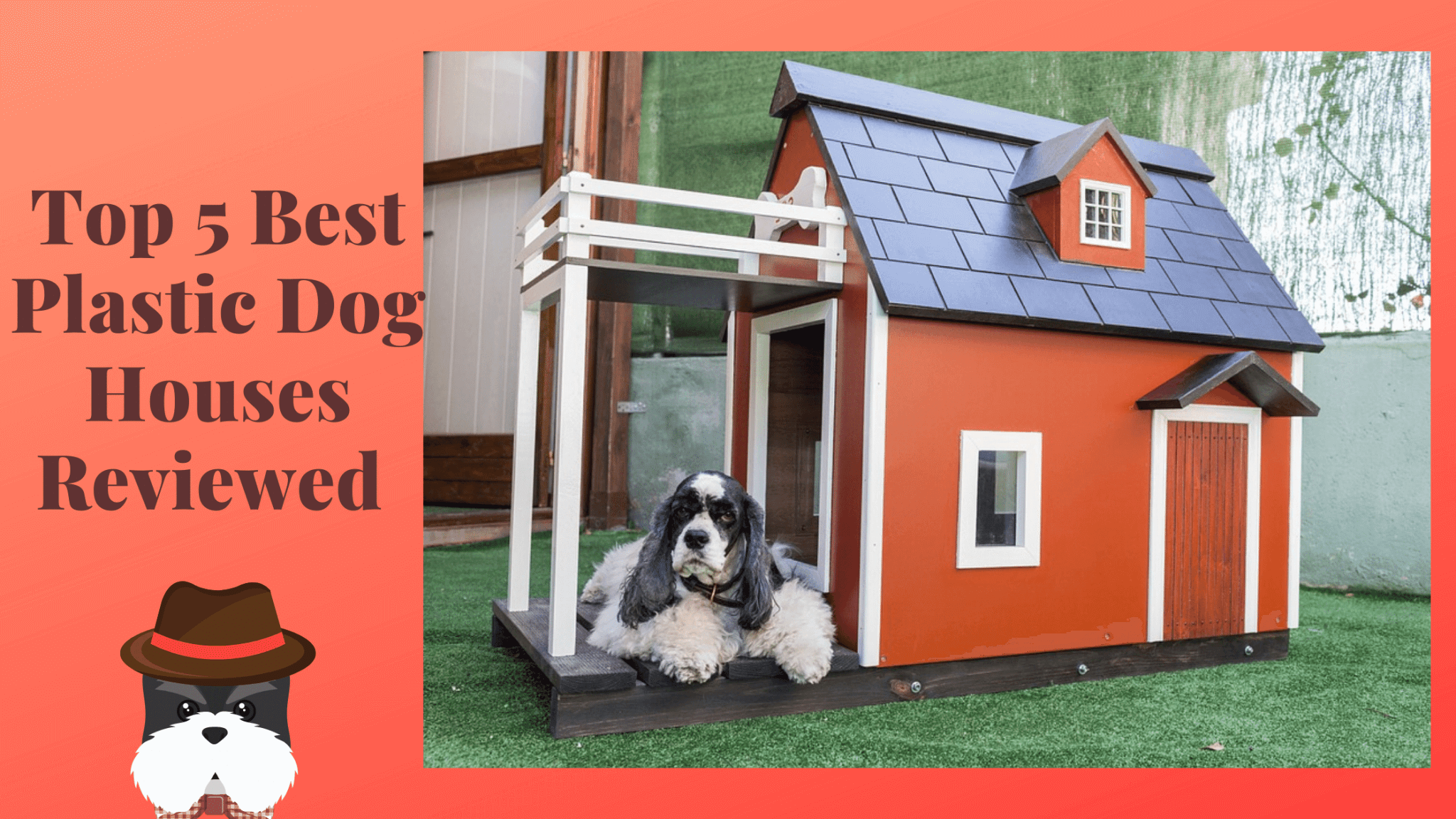 Best Plastic Dog Houses