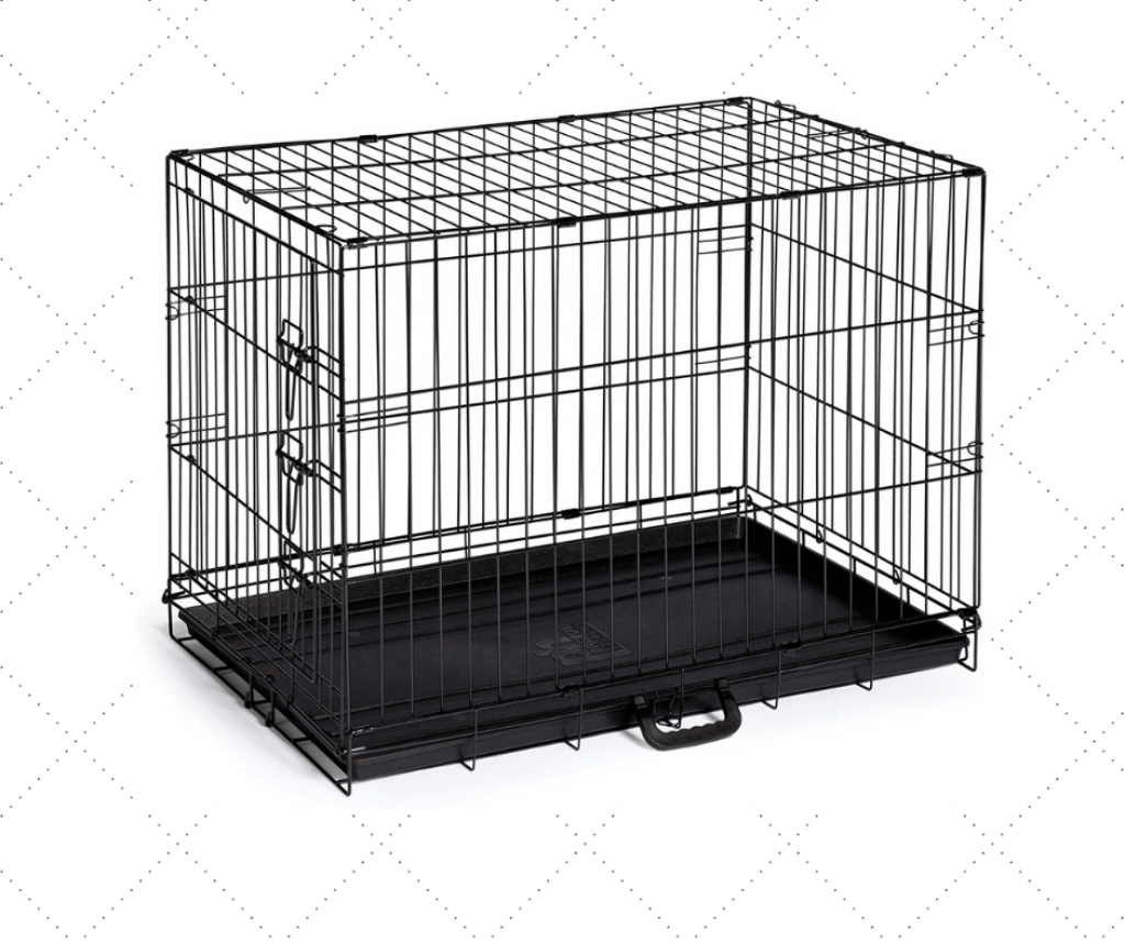 Metal Dog Crate For Backyard
