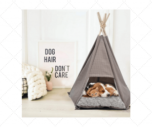 Best Teepee Tent Bed For Dogs And Cats