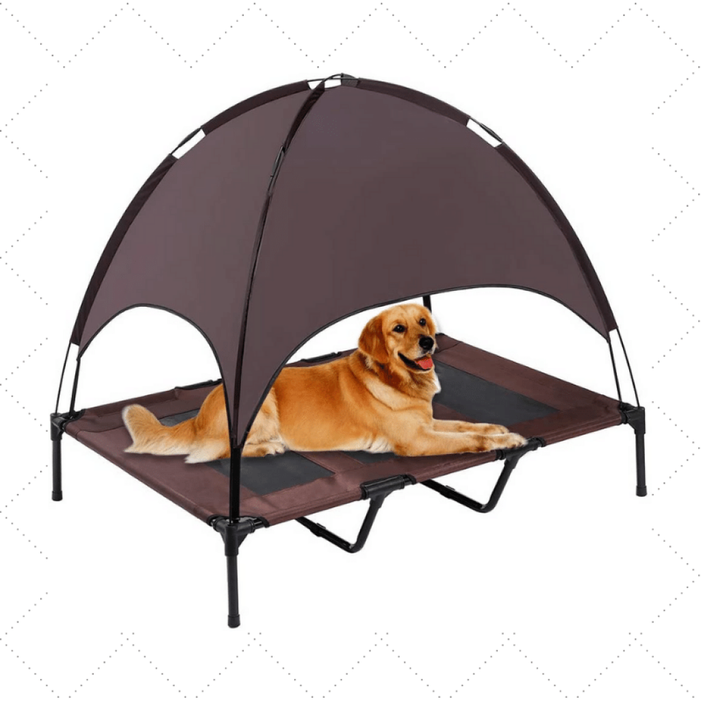 Outdoor Dog Tent Bed For Camping