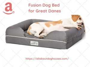 PetFusion Dog Bed for Great Danes