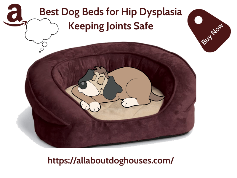 Best Dog Beds For Hip Dysplasia