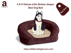 K & H Deluxe Ortho Bloster Sleeper