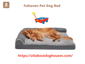Fuhaven Pet Dog Bed